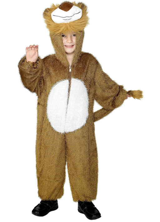 Lion Costume Child - Age 7-9