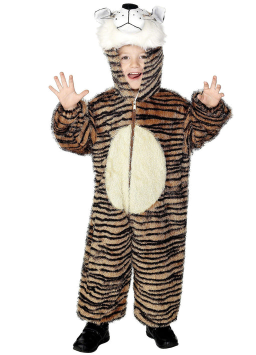 Tiger Costume Child - Age 7-9