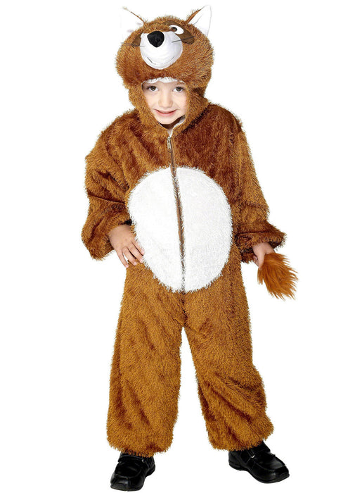 Fox Costume Child - Age 7-9