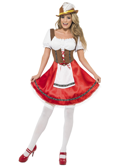 Bavarian Wench Dress Adult