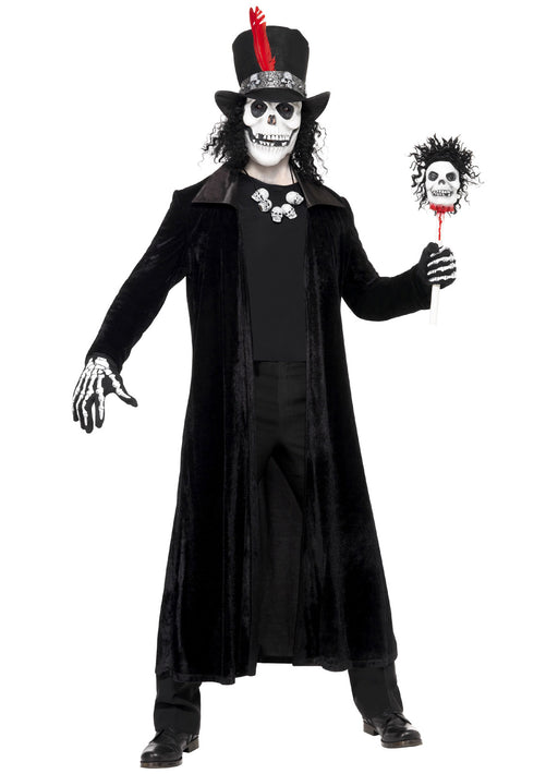 Voodoo Man Costume Adult