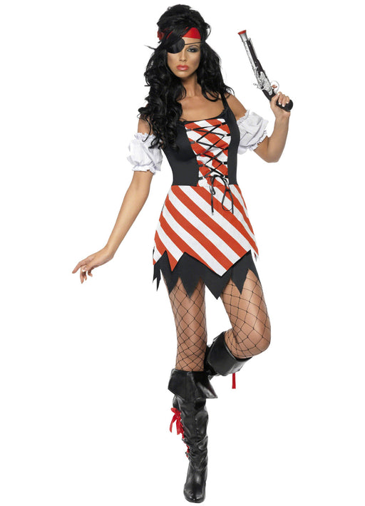Fever Pirate Costume Adult