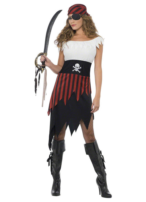 Pirate Buccaneers Wench Adult