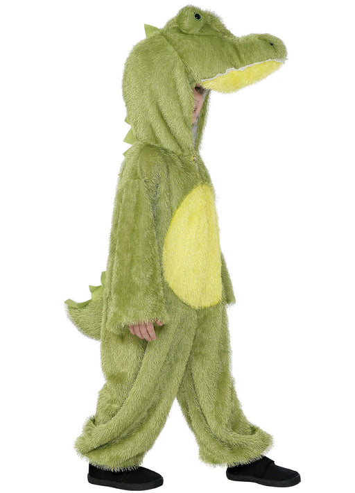 Crocodile Costume Child - Age 4-6