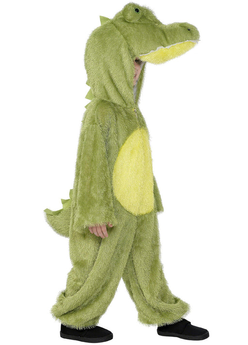 Crocodile Costume Child - Age 7-9