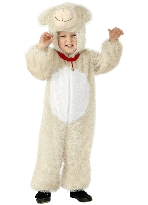 Lamb/Sheep Costume Child - Age 4-6