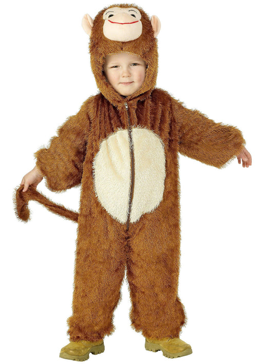 Monkey Costume Child - Age 4-6