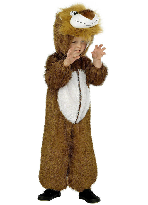 Lion Costume Child - Age 4-6