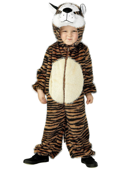 Tiger Costume Child - Age 4-6