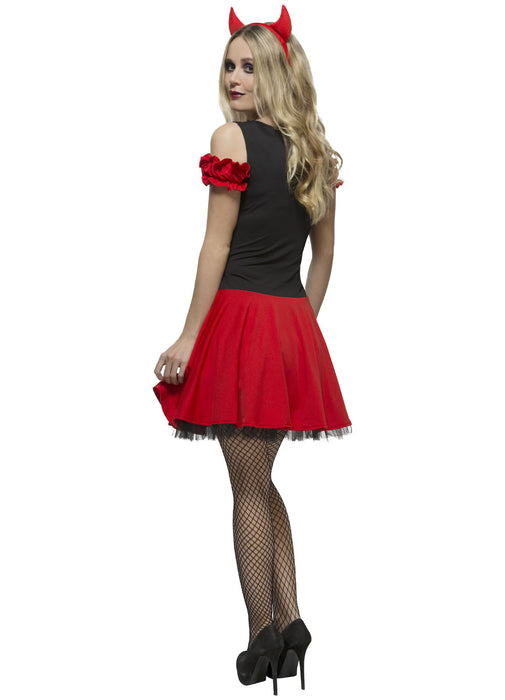 Fever Wicked Devil Costume Adult