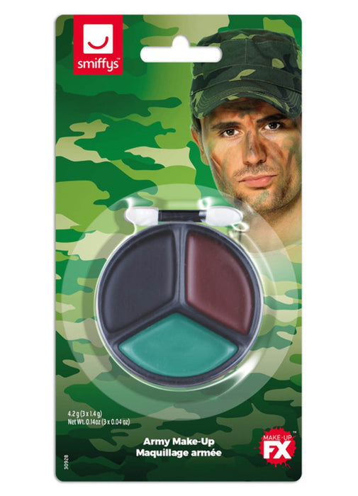 Army Camouflage Make-Up Kit