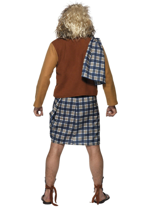 Braveheart Scotsman Fancy Dress Adult