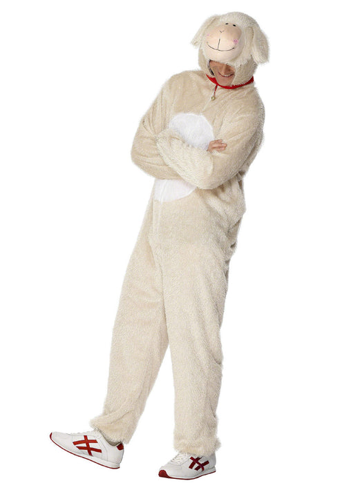 Lamb Costume Adult