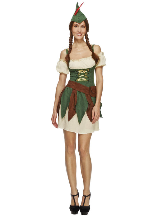 Robin Hood Costume Adult  sc 1 st  Party Britain & Robin Hood Costume Adult u2014 Party Britain