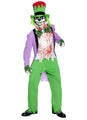 Bad Hatter Halloween Costume Adult
