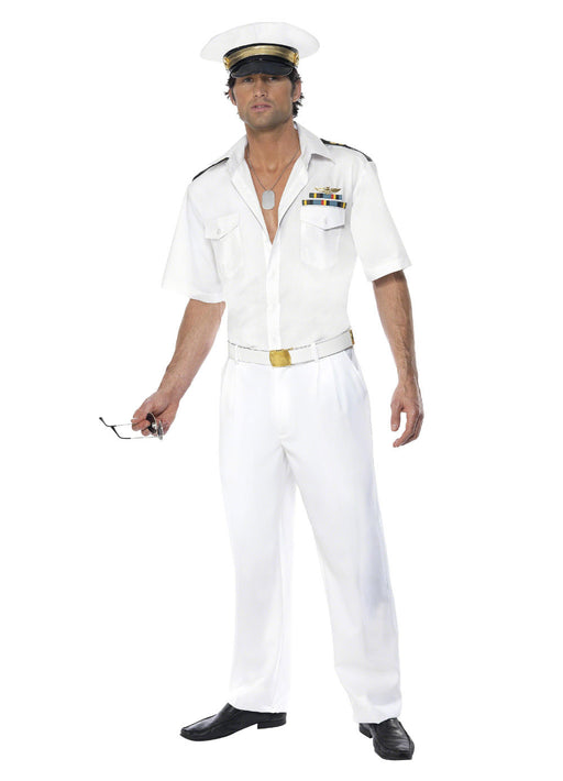 Top Gun Captain Costume Adult
