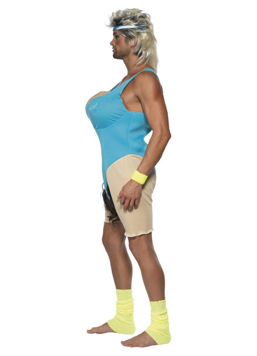 Let's Get Physical Workout Costume Adult