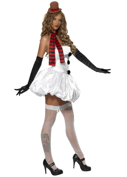 Sexy Snowman Costume Adult