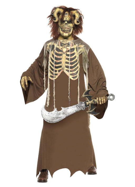 Skeleton King Costume Adult