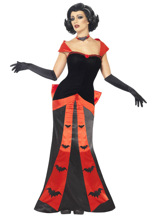 Glam Vampiress Costume Adult