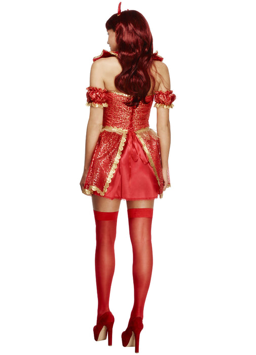 Fever Boutique Devil Costume Adult