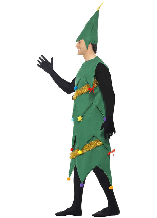 Deluxe Christmas Tree Costume Adult  sc 1 st  Party Britain & Deluxe Christmas Tree Costume Adult u2014 Party Britain