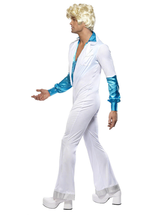 Disco Man Suit Costume Adult