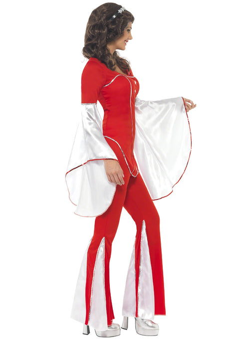 Red Super Trooper Costume Adult