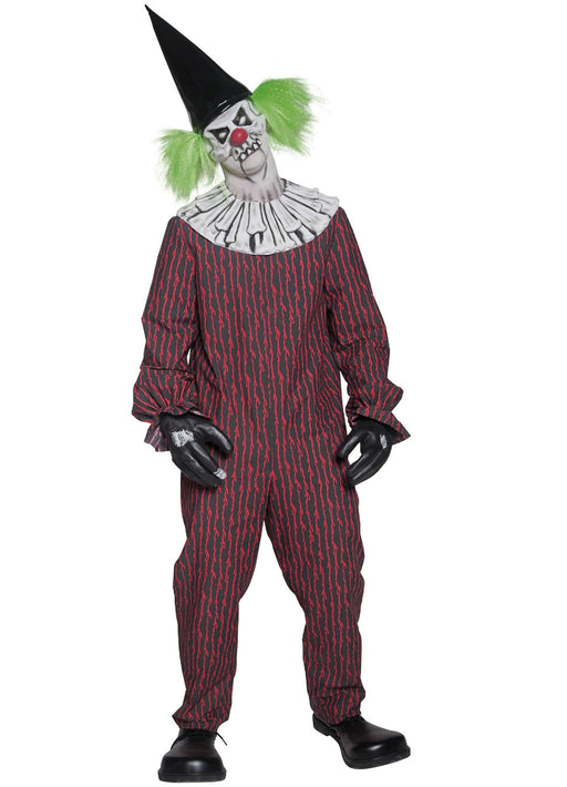 Cirque Sinister Twisted Clown Adult