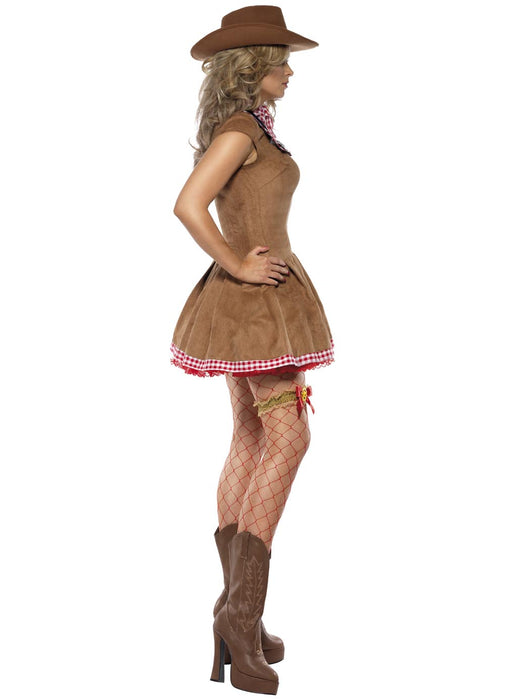 Fever Wild West Costume Adult