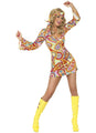 60's Hippy Chick Costume Adult