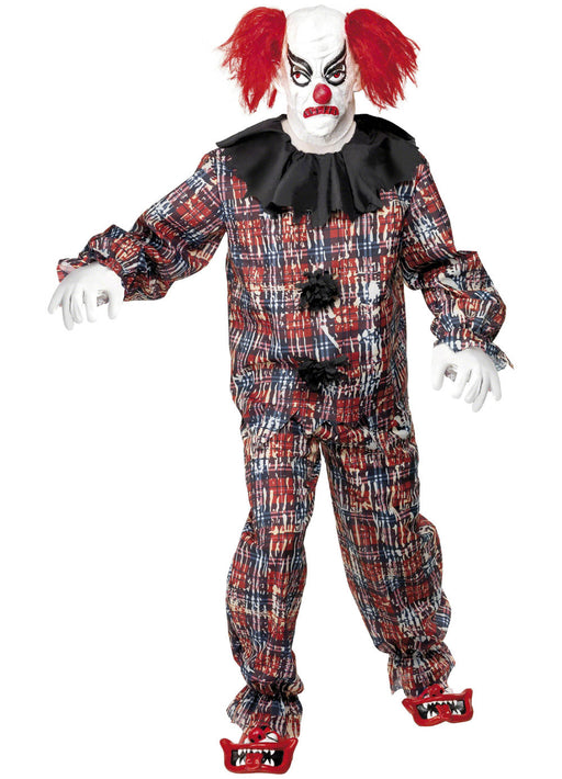 Scary Clown Costume Adult