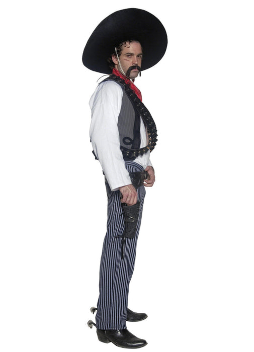 Mexican Bandit Costume Adult