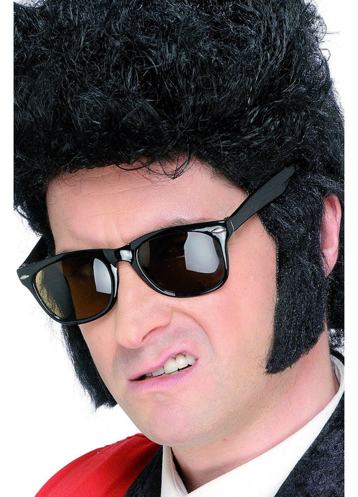 Teddy Boy Sideburns