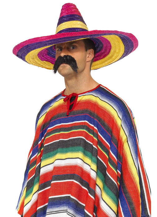 Large Multi-Coloured Sombrero