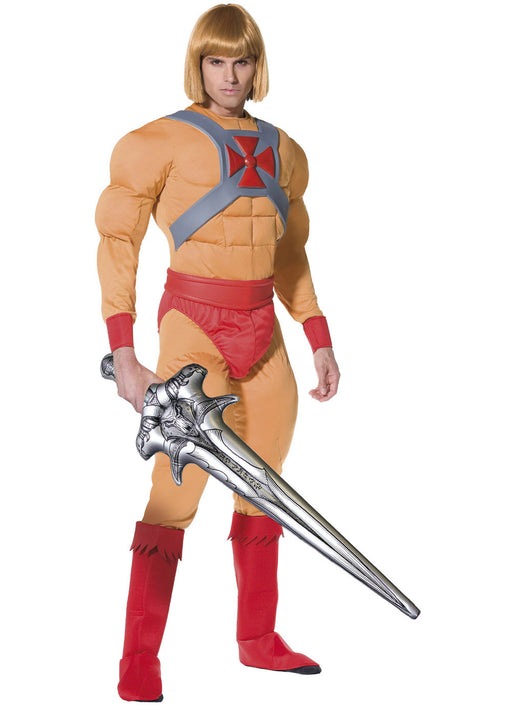 He-Man Costume Adult