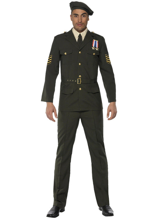 Wartime Officer Male Adult