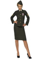 Wartime Officer Female Adult