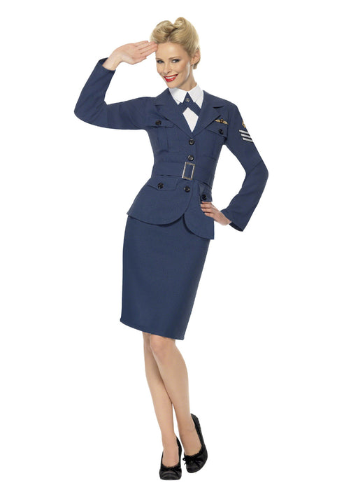 Air Force Female Captain Costume Adult