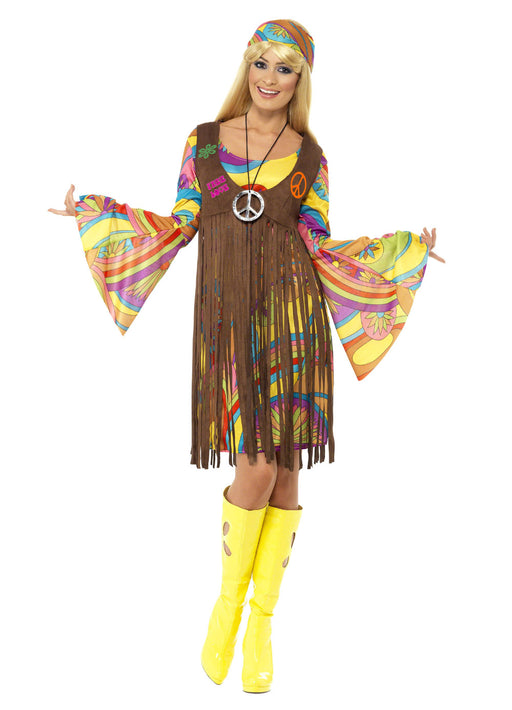 1960's Groovy Lady Costume Adult