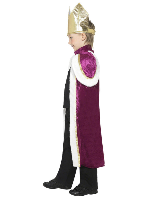 Kiddy King Costume Child