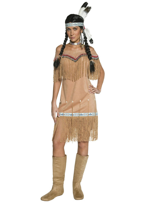 Western Indian Lady Costume Adult