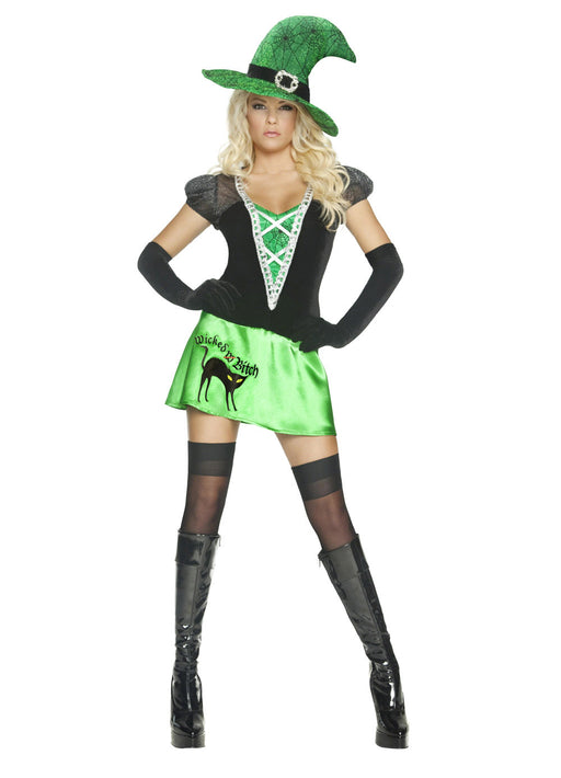 Wicked Bitch Halloween Costume Adult