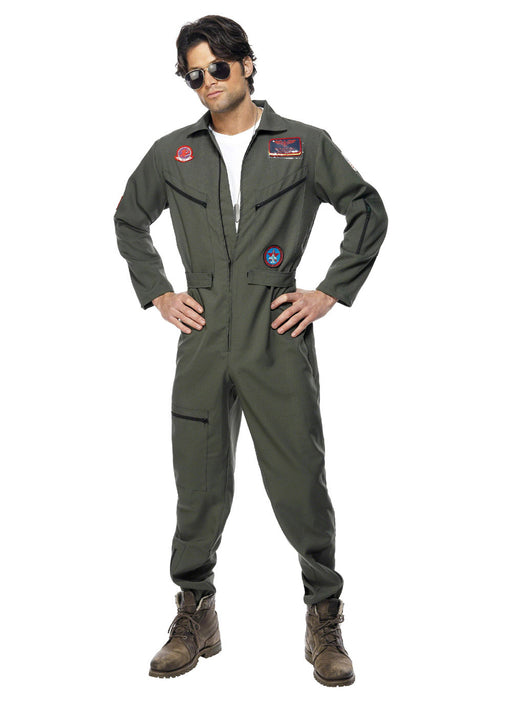 Top Gun Pilot Costume Adult