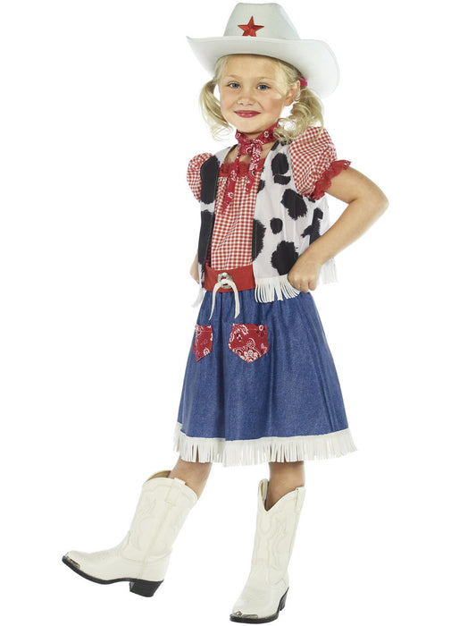 Cowgirl Sweetie Costume Child