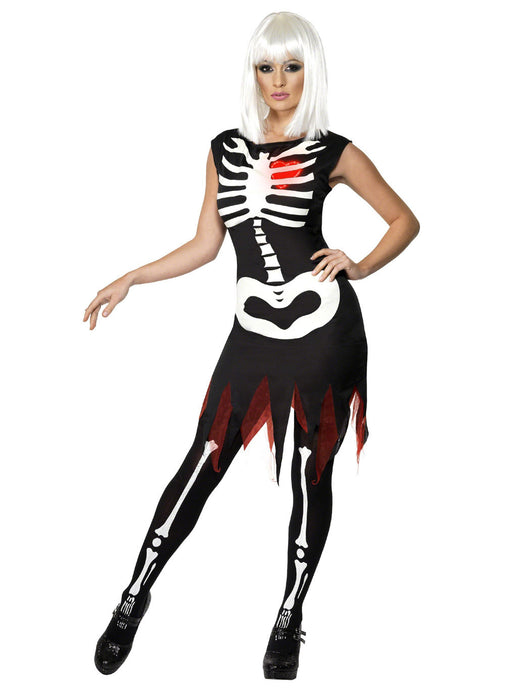 Bright Bones Halloween Costume Adult