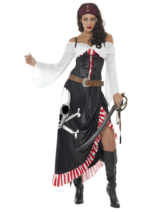 Sultry Swashbuckler Costume Adult