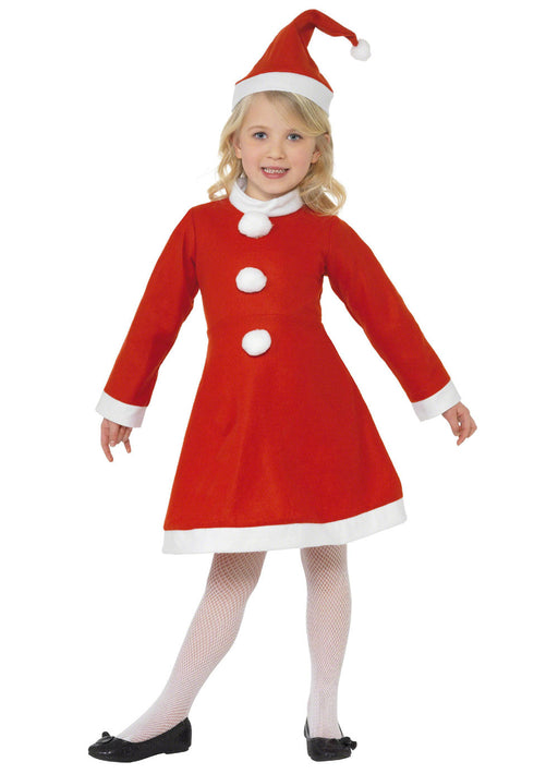 Value Santa Girl Child