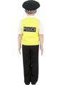 Police Boy Costume Child