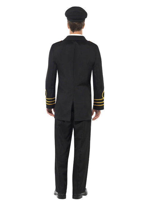 Navy Officer Costume Adult
